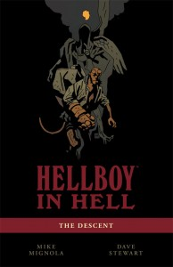 Hellboy In Hell The Descent cover