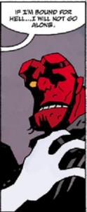 Hellboy In Hell The Descent interior 2