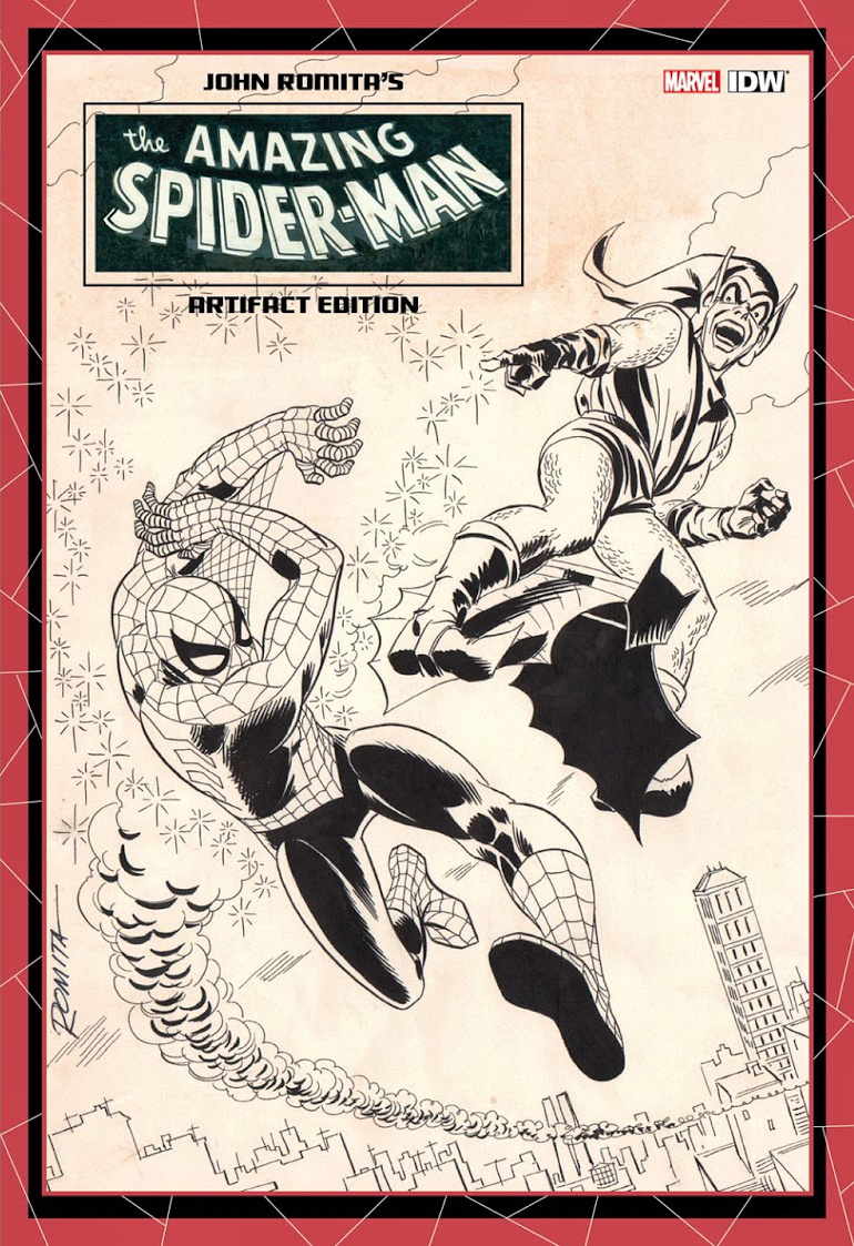 Review | John Romita's The Amazing Spider-Man Artifact Edition