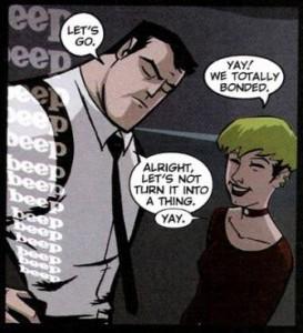 Powers Vol 1 Who Killed Retro Girl interior 1