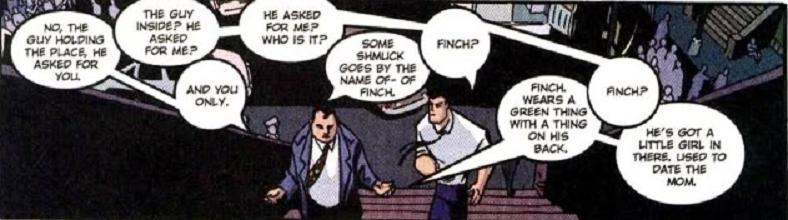 Brian Michael Bendis Comic Book Daily