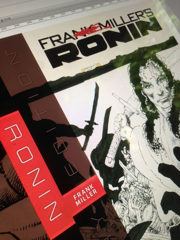 Review | Frank Miller's Ronin Gallery Edition