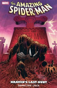 The Amazing Spider-Man Kraven's Last Hunt cover
