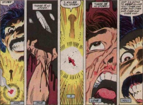 The Amazing Spider-Man Kraven's Last Hunt interior 2