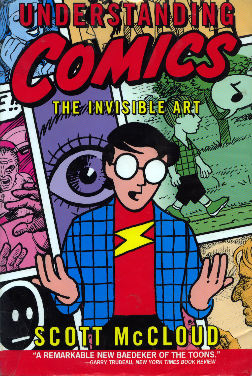 Book Review: Understanding Comics