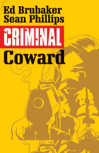 Criminal Vol 1 cover