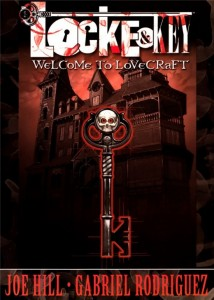 Locke and Key Vol 1 cover