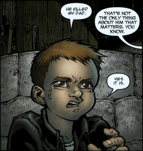 Locke and Key Vol 1 interior 1