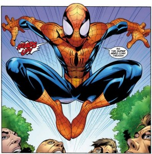 Ultimate Spider-Man Vol 1 Power And Responsibility interior 1