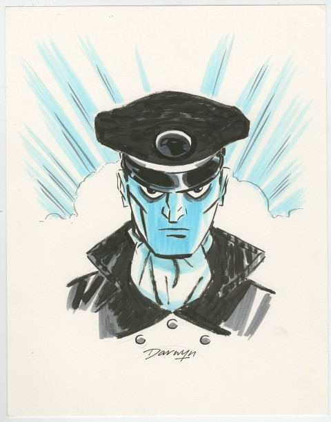 Blackhawk by Darwyn Cooke