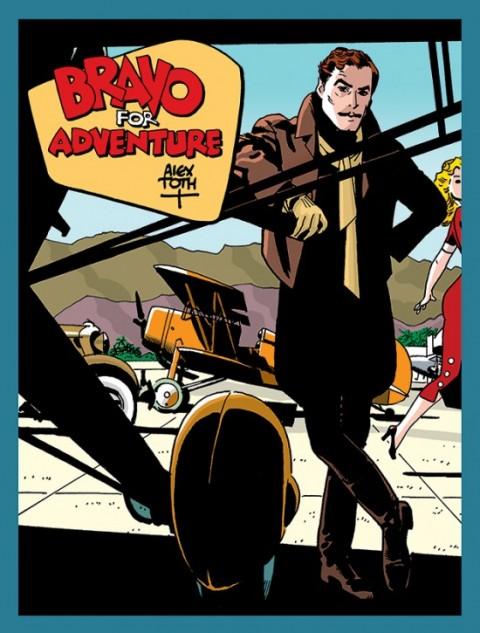 Bravo for Adventure cover