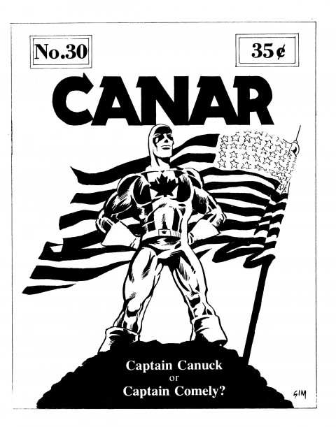 Cover for CANAR No. 30