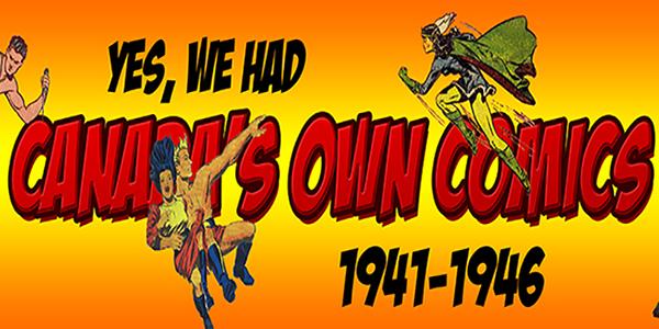 Canadian Comics Corner
