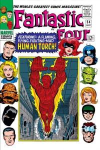 Fantastic Four 54