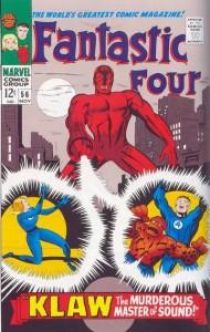 Fantastic Four 56