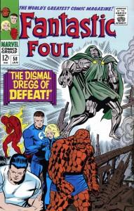 Fantastic Four 58