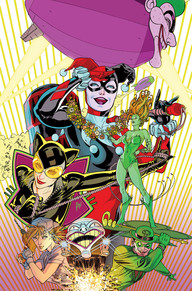 Gotham City Sirens Book One cover