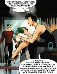 Gotham City Sirens Book One interior 2