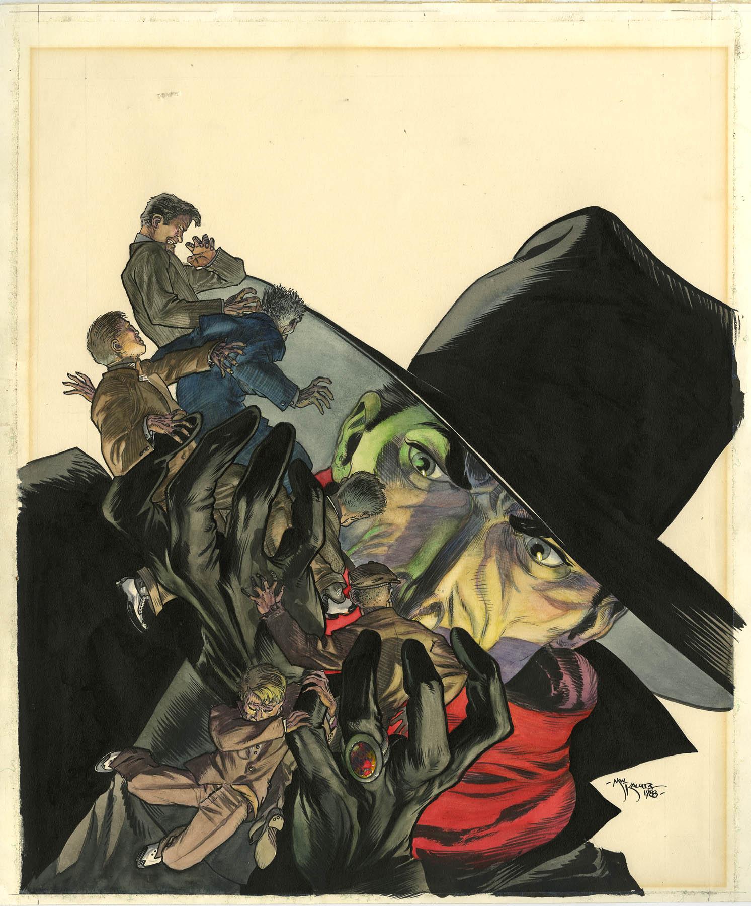 ComicLink Spring Featured Auction Original Art 2015