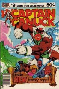 cap canuck 9
