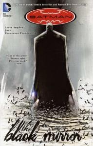 Batman The Black Mirror cover