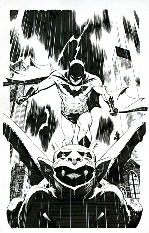 Batman by Paul Smith.  Source.
