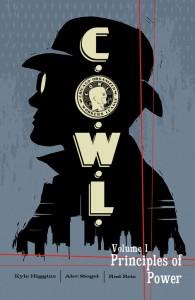 C.O.W.L. Vol 1 cover