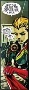 Captain Marvel Vol 1 In Pursuit Of Flight interior 1