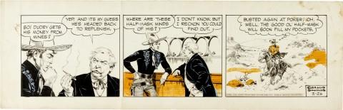 Cisco Kid 3-26-1953 Daily by Jose Luis Salinas