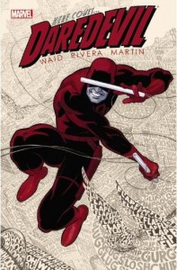 Daredevil Vol 1 cover