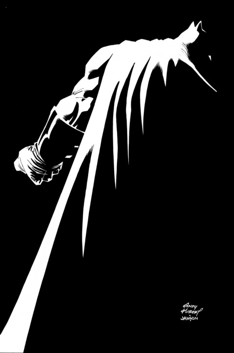 Dark Knight by Andy Kubert and Klaus Janson.  Source.