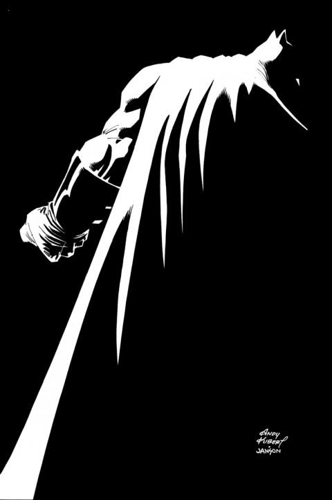 Dark Knight by Andy Kubert and Klaus Janson.  Source.