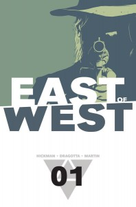 East Of West Vol 1 cover