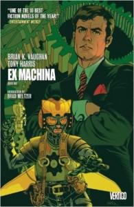 Ex Machina Book One cover
