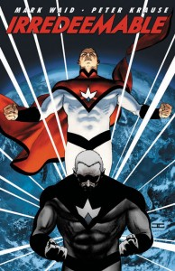 Irredeemable Vol 1 cover