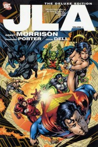 JLA Vol 1 cover