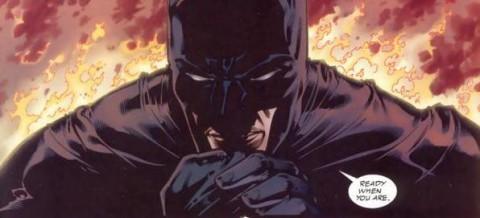 Batman > everyone else.