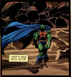 Martian Manhunter Son Of Mars interior 1