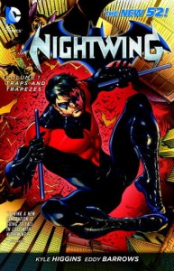 Nightwing Vol 1 cover
