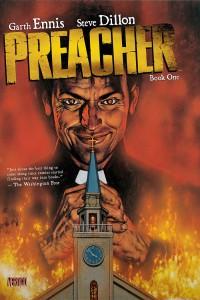 Preacher Vol 1 cover