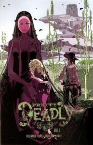 Pretty Deadly Vol 1 cover