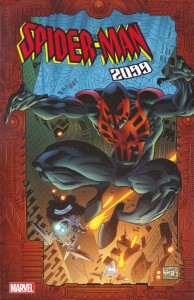 Spider-Man 2099 Cover