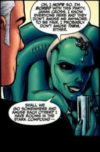 Star Wars Agent Of Empire Vol 1 - Iron Eclipse interior 1