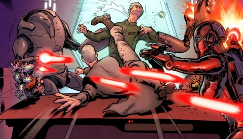 Star Wars Agent Of Empire Vol 1 - Iron Eclipse interior 2