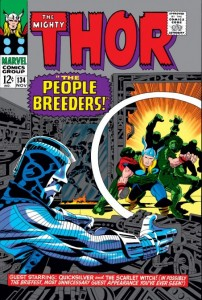The Mighty Thor 134