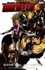 Thunderbolts Ultimate Collection cover
