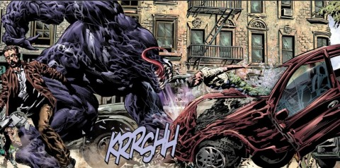 Thunderbolts Ultimate Collection interior 3