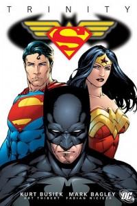 Trinity Vol 1 cover