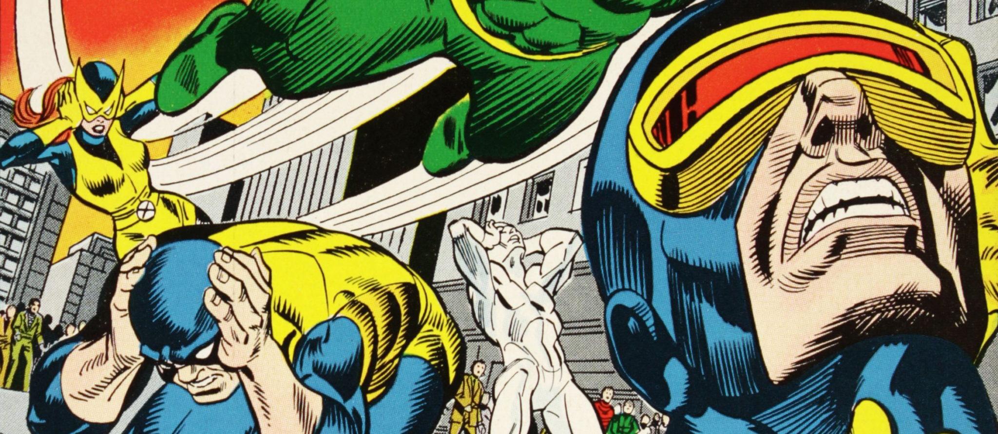 Overvalued Overstreet X-Men #67-93