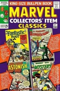 Marvel Collectors' Item Classics 1